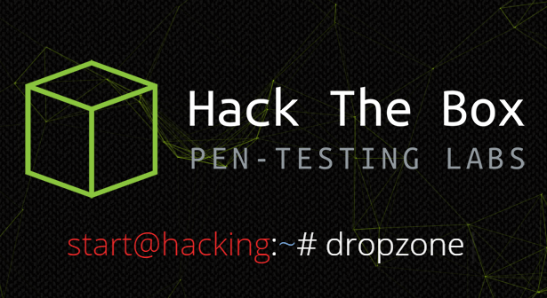 Hack The Box – Playground for Ethical Hacker