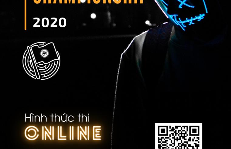 Mời đăng ký tham gia cuộc thi CTF WannaGame Championship tháng 8/2020