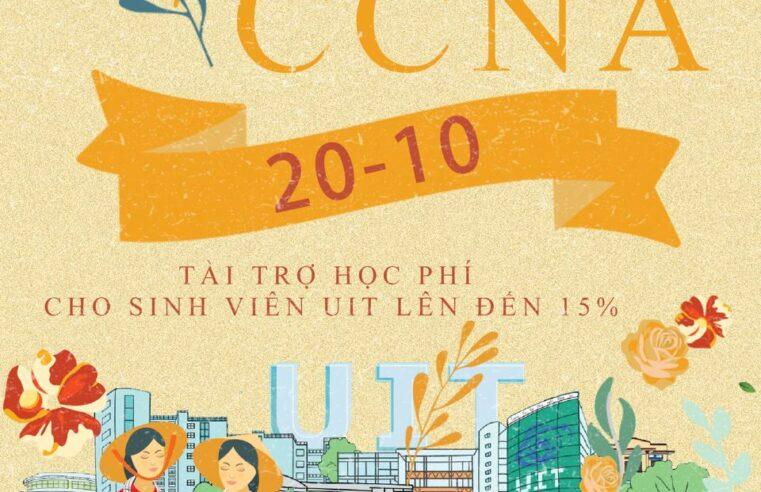 Khai giảng các lớp CCNA – Học viện mạng Cisco CNSC vào 03/11/2020